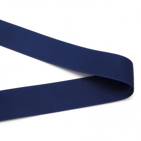 Nastro di raso 22355 - Blu navy