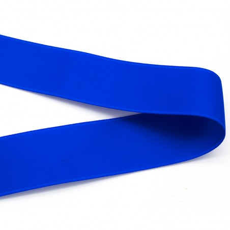 Nastro di raso 22355 - Blu elettrico