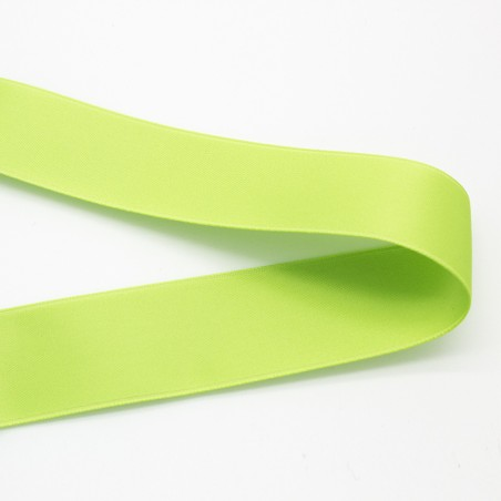 Nastro di raso 22355 - Verde acido