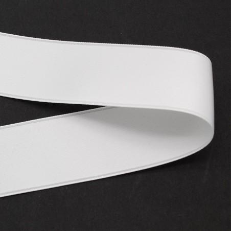 Nastro di raso 22355 - Bianco seta