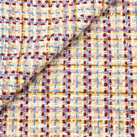 Bouclé Gabrielle multicolor