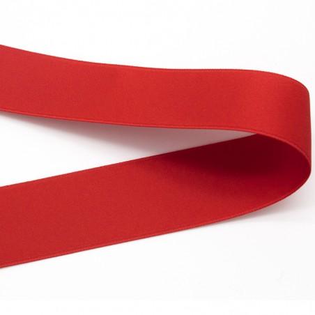 Nastro di raso 22355 - Rosso