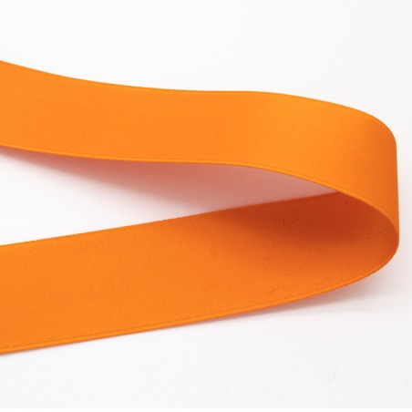 Nastro di raso 22355 - Mandarino