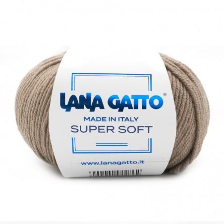 Lana Super Soft nocciola