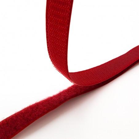 Velcro rosso 20 mm