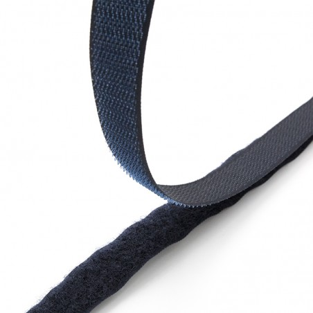 Velcro blu 20 mm