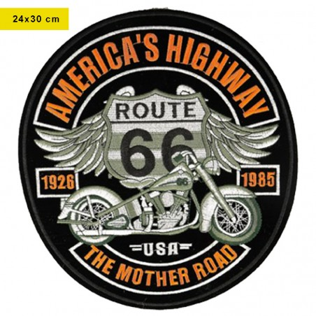 Patch America's highway