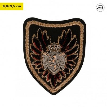 Applicazione scudo royal