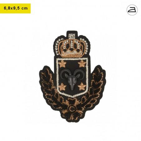 Applicazione scudo royal crown