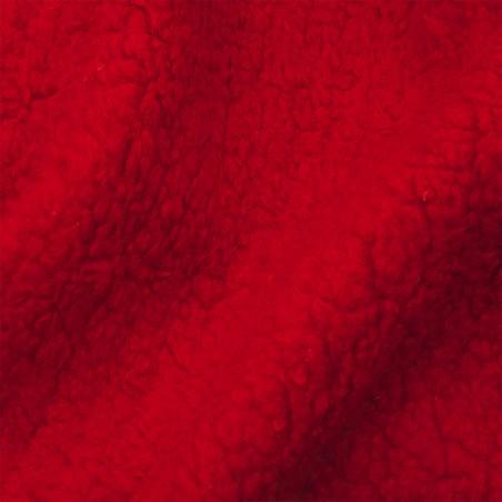 Pelliccetta agnello rossa