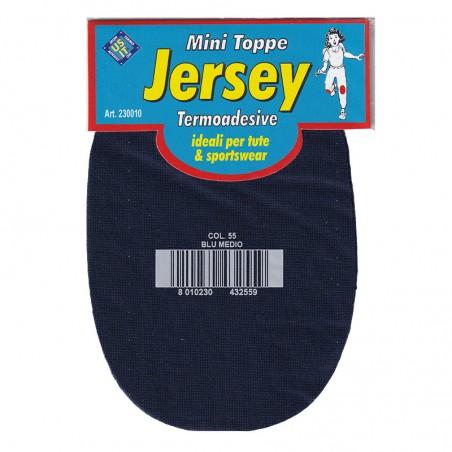 Mini toppe jersey termoadesive
