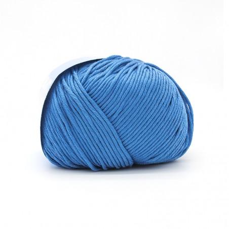 Cotone Nuovo Jaipur azzurro
