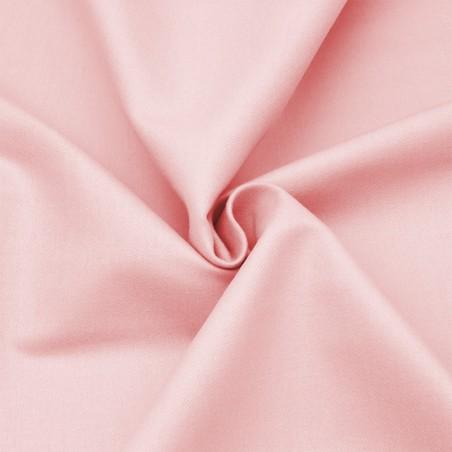 Flanella di cotone rosa
