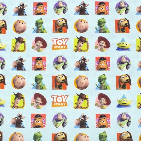 Tessuto Toy Story Disney