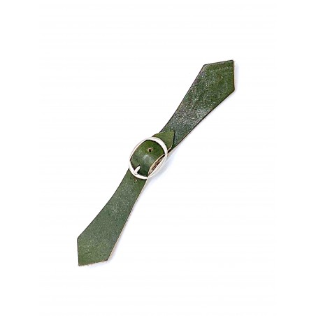 Fibbia kilt verde