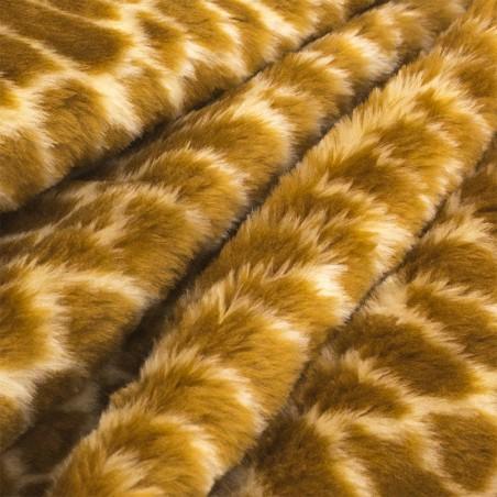 Pelliccetta liscia giraffa