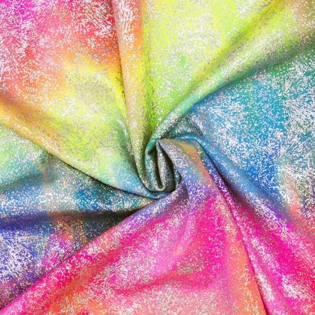 Licra flash multicolor