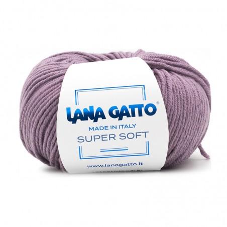 Lana Super Soft glicine