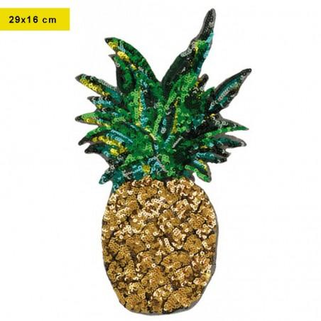 Applicazione Ananas paillettes XL