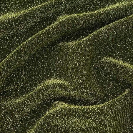 Maglina glitter verde