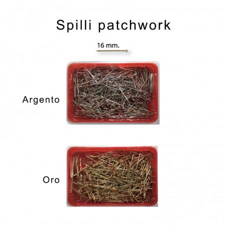 Spilli patchwork