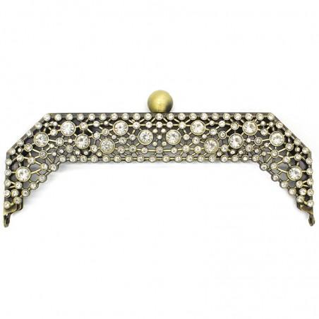 Chiusura per borse gioiello oro