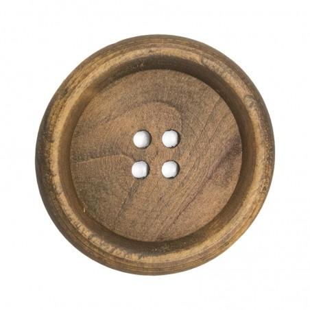 Bottone legno 4 fori