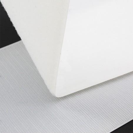 Velcro 150 mm bianco