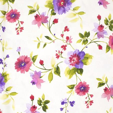 Canapone hibiscus fucsia