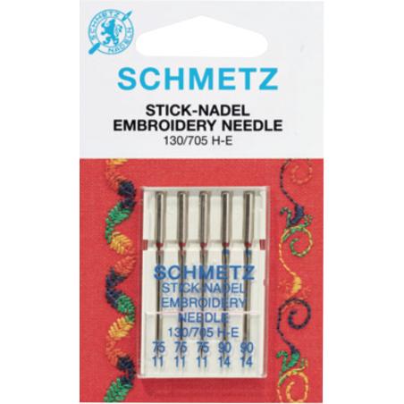 Aghi ricamo Schmetz