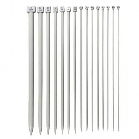 Ferri 40 cm alluminio