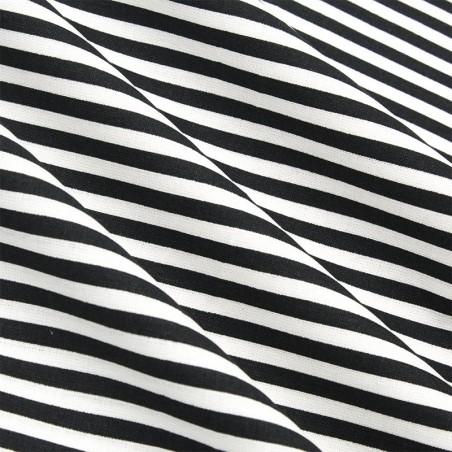 Tessuto cotone righe - colori
